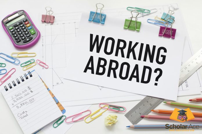 Top Destinations to Inter and working Abroad in 2020