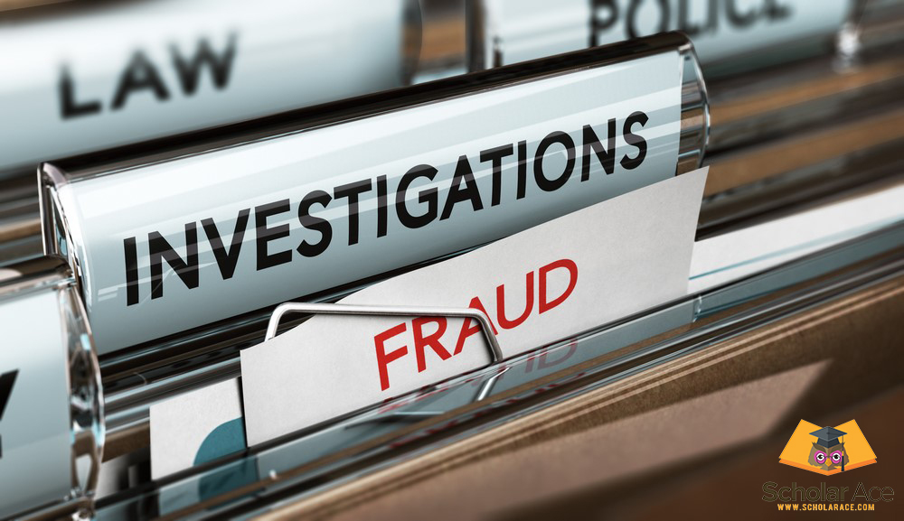 four major courses of Certified fraud examiner CFE certification