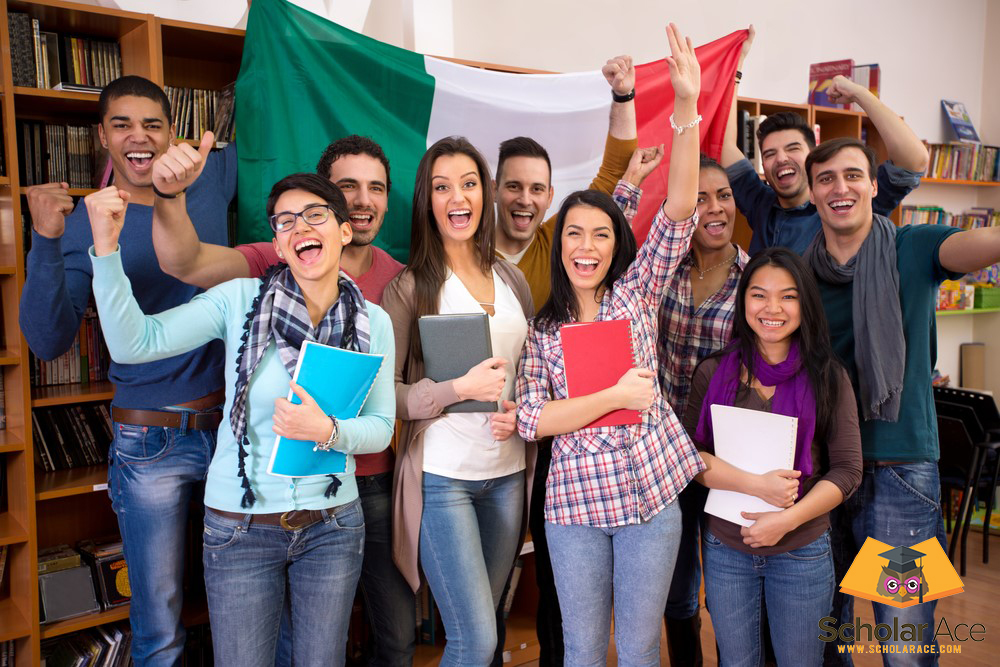 higher education abroad in italy