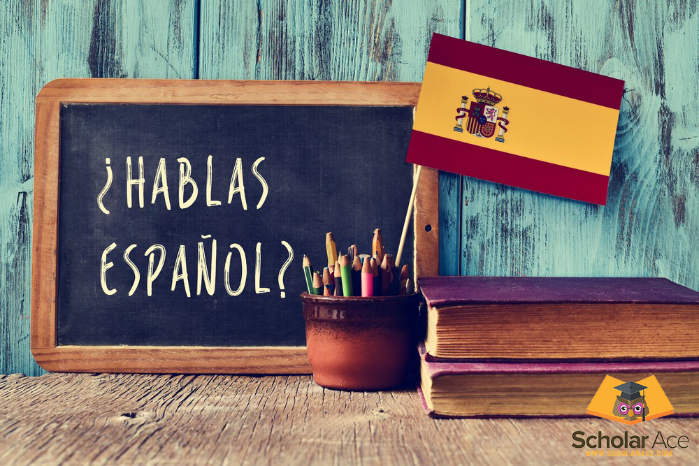 studying in spain in english
