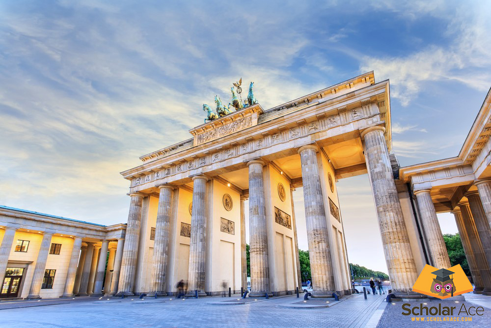 Berlin Germany is a great place to study arts and history