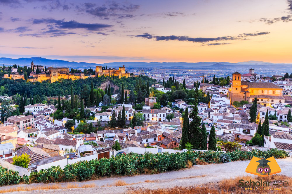 Granada Spain a great place to study history