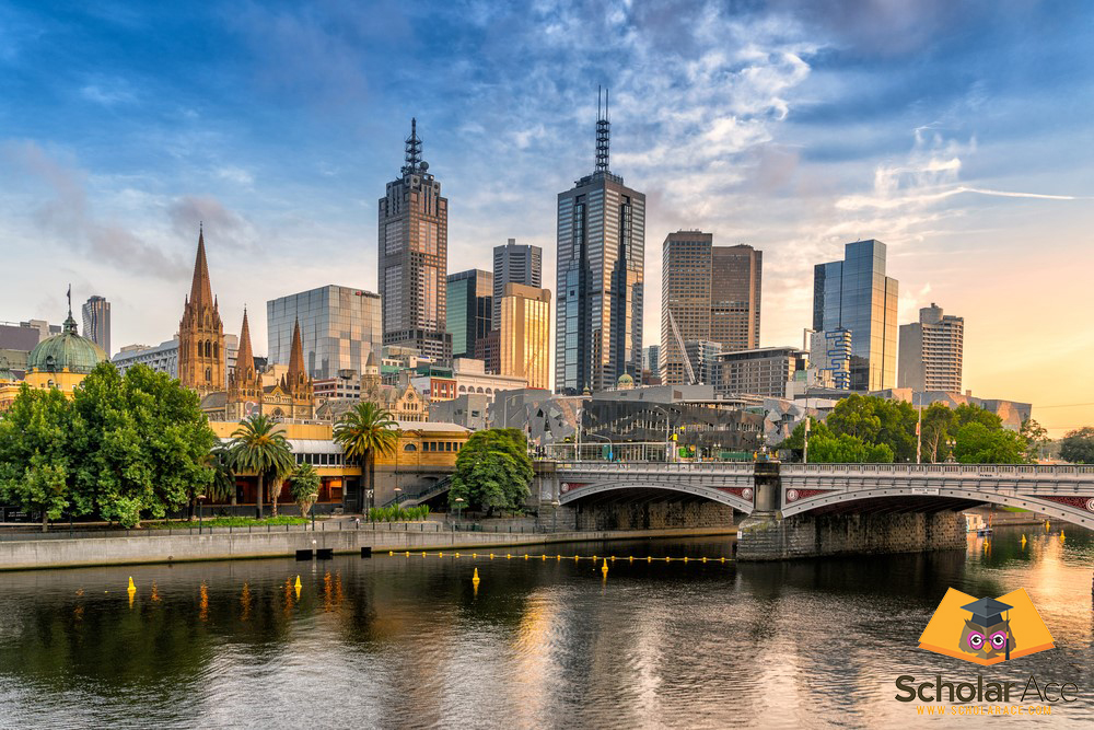 Melbourne Australia main hub to study arts