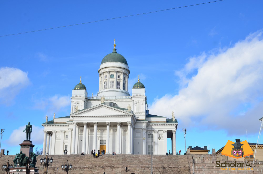 Helsinki Finland arts and history