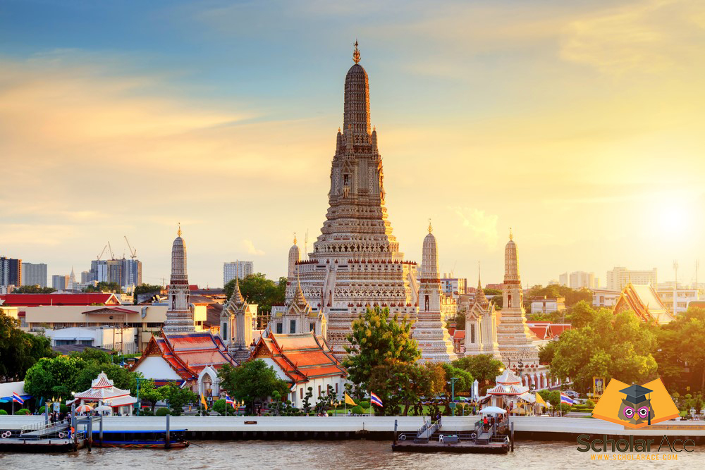 Thailand best teaching offer