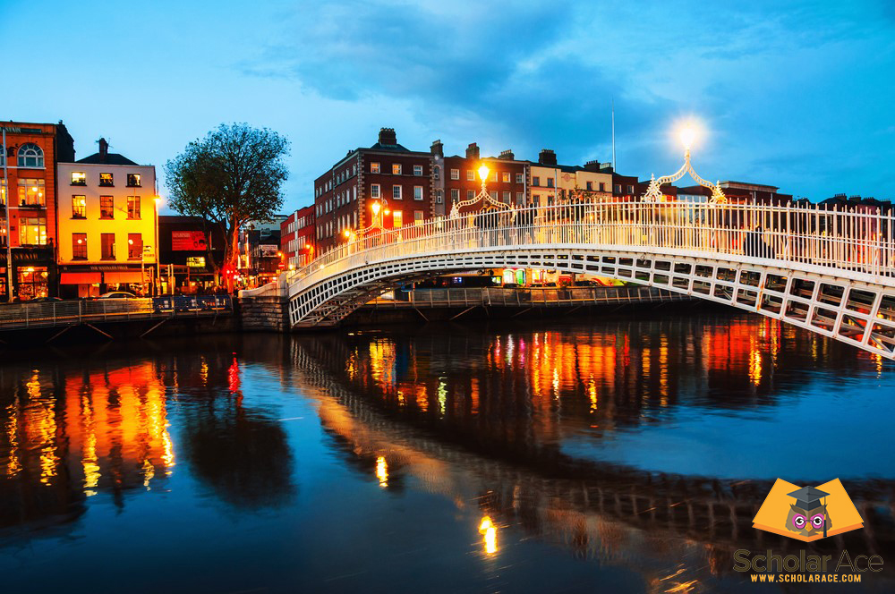 Dublin good place to learn english literature