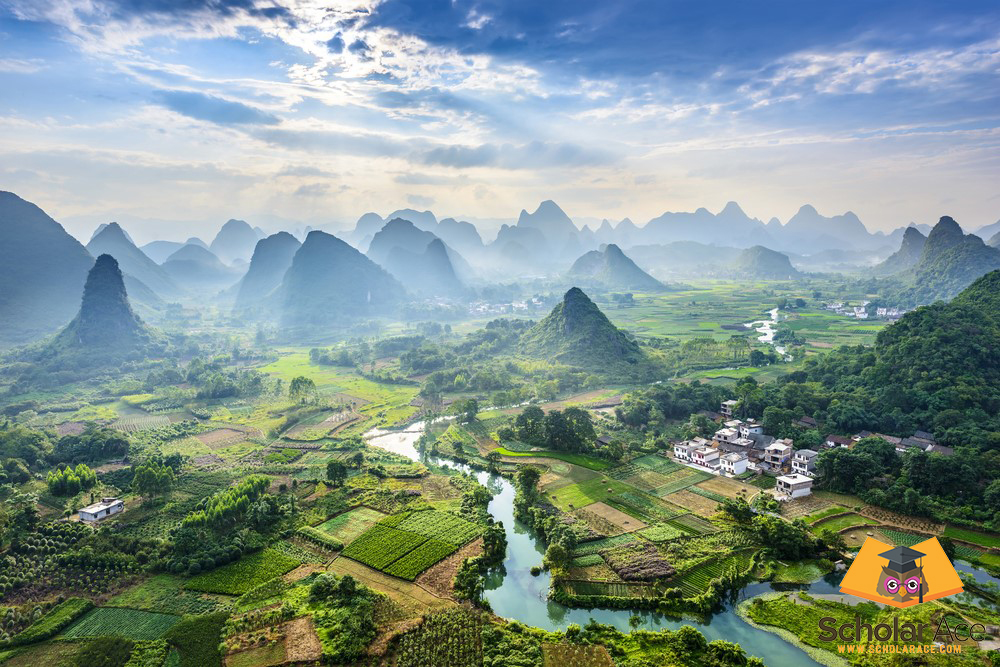 Guilin best city to explore career