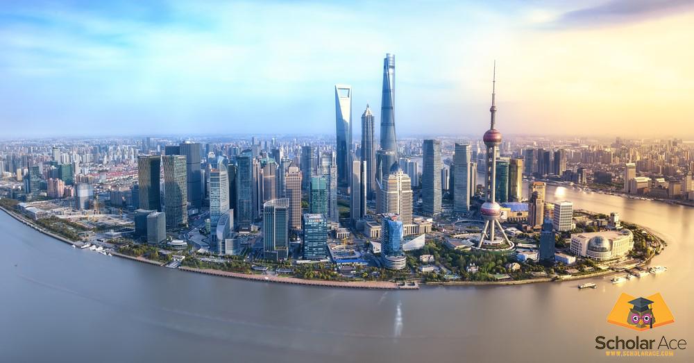 Shanghai best city to teach in English