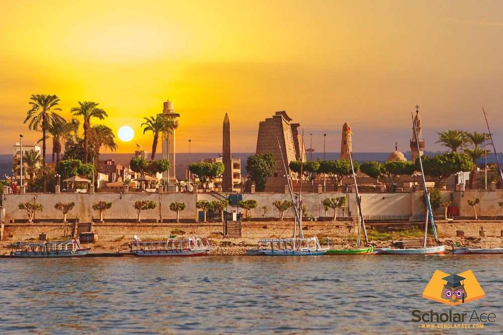 Egypt rich in culture history and arabic language teaching programs