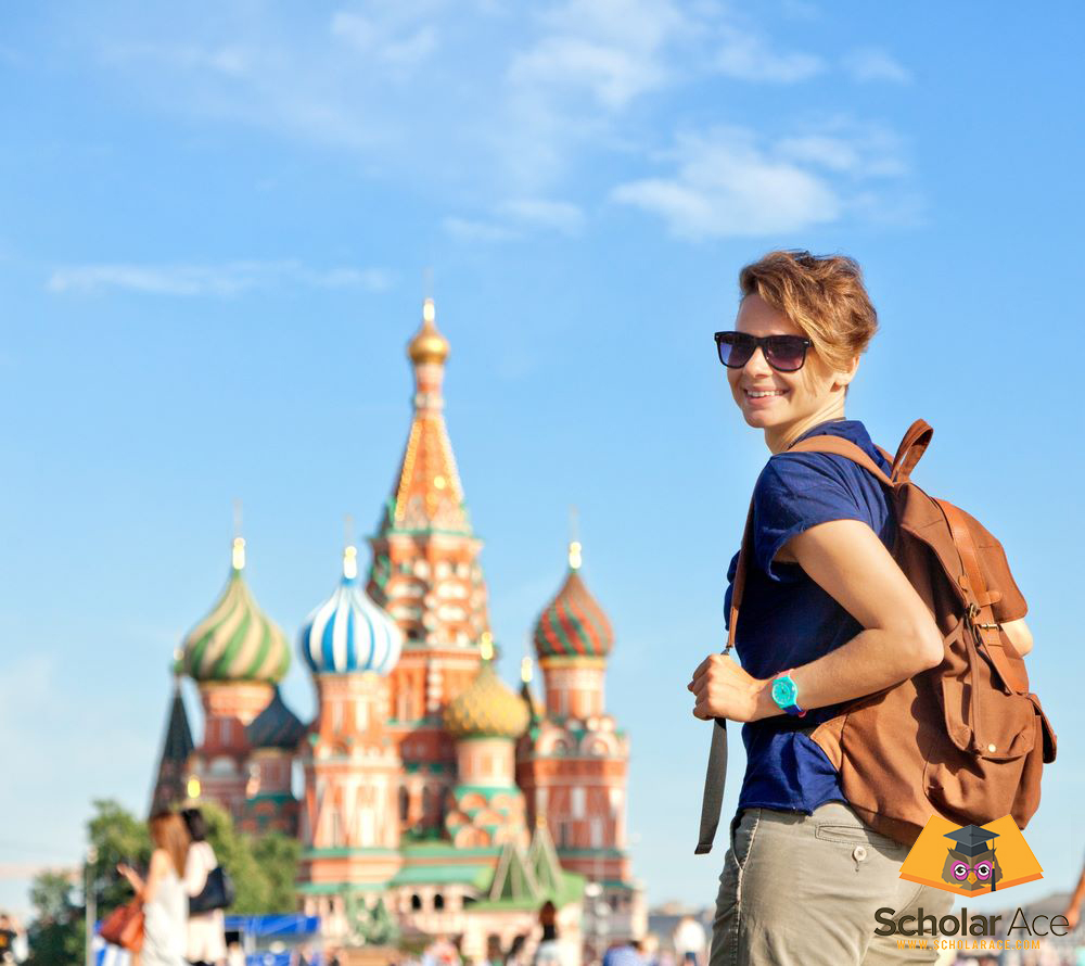 studying abroad in Russia as an international student
