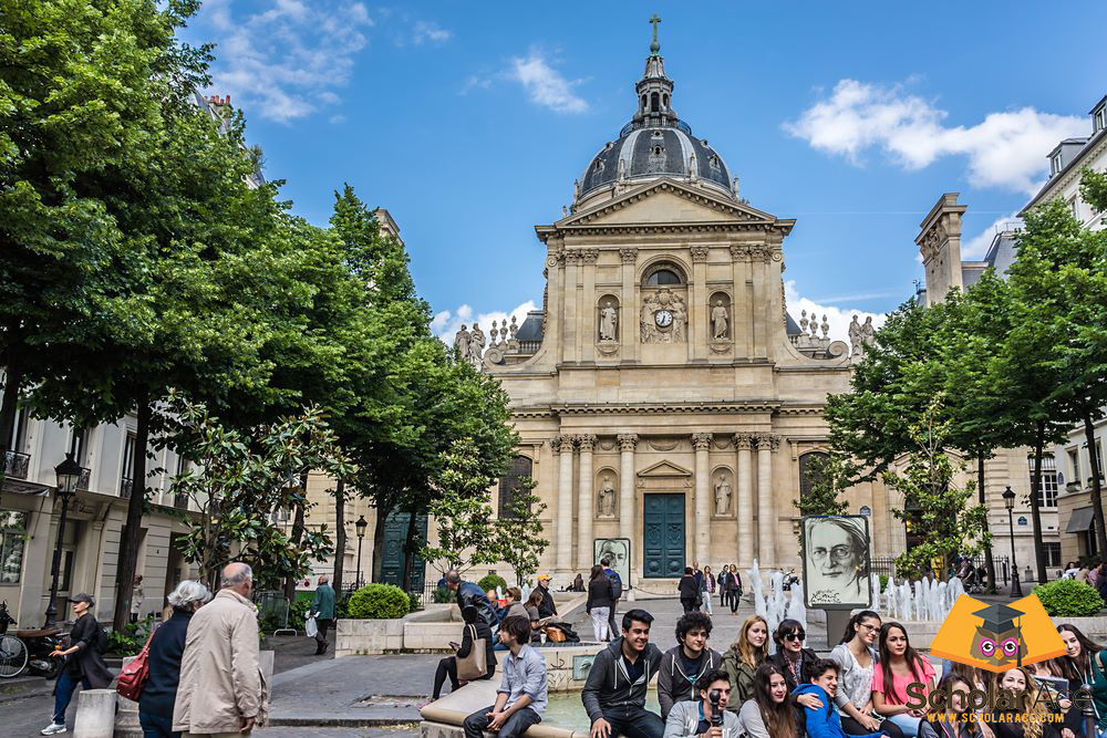 Best Bachelor's degree in France in Europe
