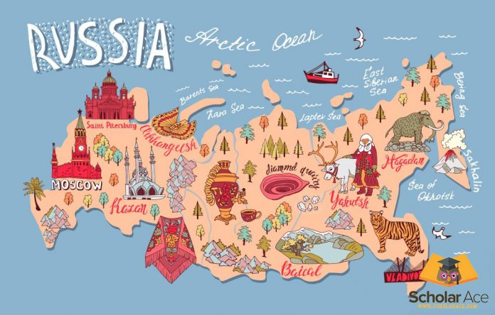 Studying Abroad In Russia