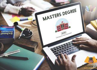 two years master degree program