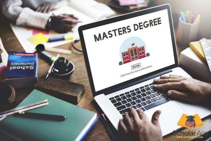 two years master degree program
