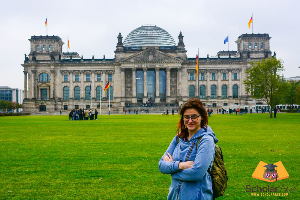 Foreign student's life in Germany