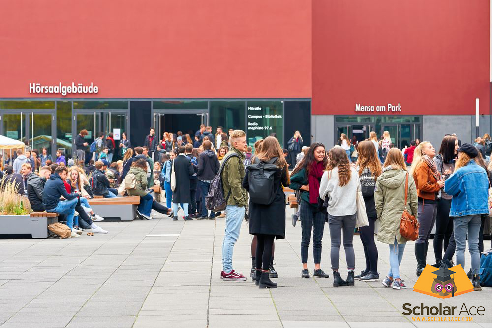 International student experience in Germany